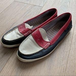 Cole Haan Pinch Leather Weekender
